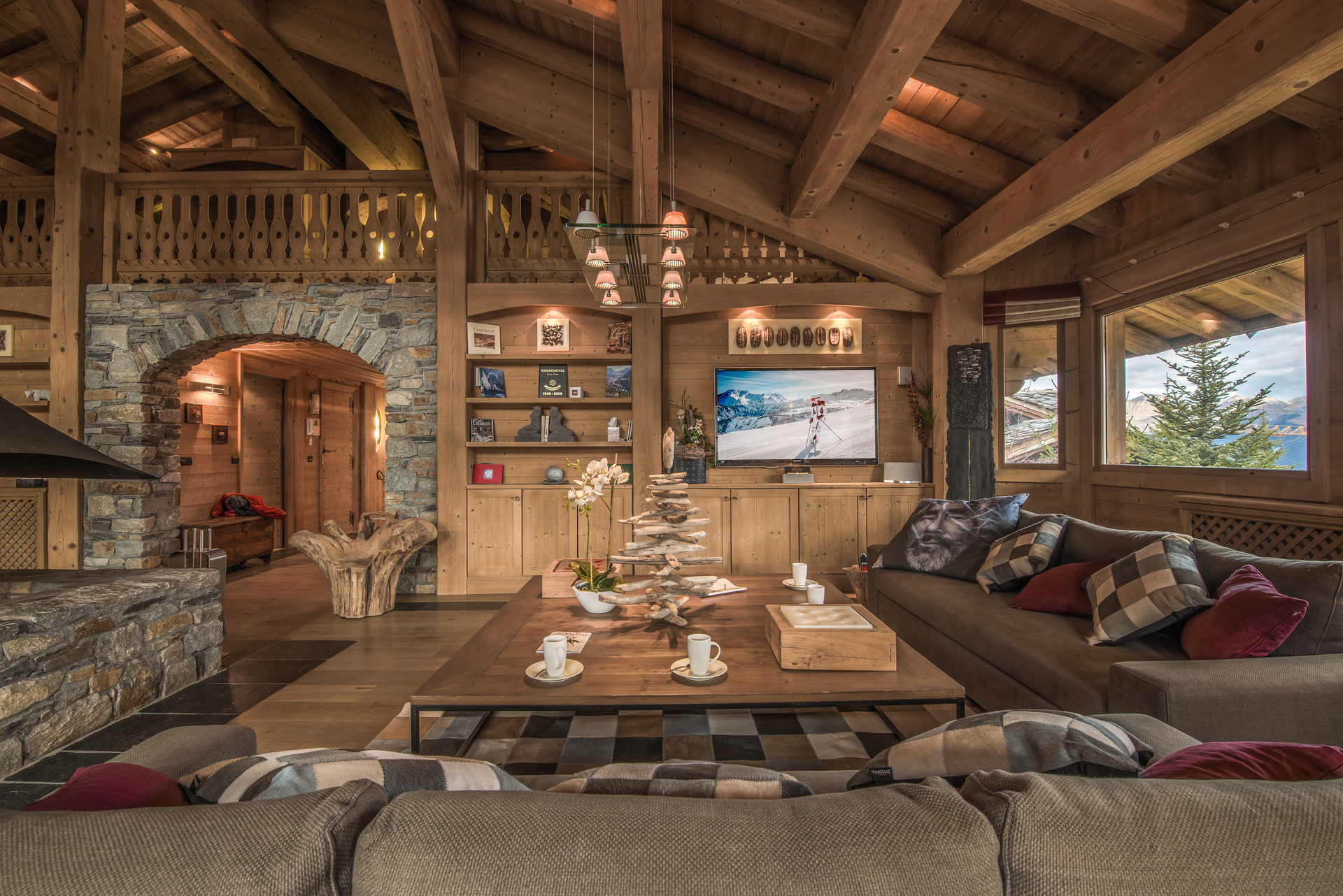 The Chalet Everest: