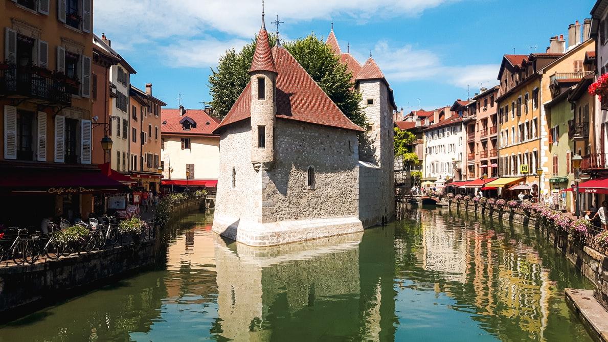 Destination Annecy,